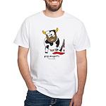 Psycowpath White T-Shirt