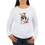 Psycowpath Women's Long Sleeve T-Shirt