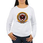 World War 2 Veteran Women's Long Sleeve T-Shirt
