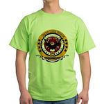 World War 2 Veteran Green T-Shirt