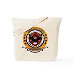 Dominican Republic Veteran Tote Bag