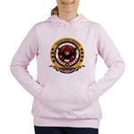 Dominican Republic Veter Women's Hooded Sweatshirt