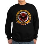 Dominican Republic Veteran Sweatshirt (dark)
