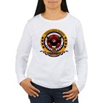 Dominican Republic Vet Women's Long Sleeve T-Shirt