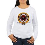 Bay of Pigs Veteran Women's Long Sleeve T-Shirt
