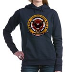 Gulf War Veteran Women's Hooded Sweatshirt