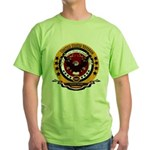 Gulf War Veteran Green T-Shirt