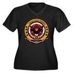 Panama Veteran Plus Size T-Shirt