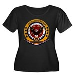Afghanistan Veteran Plus Size T-Shirt
