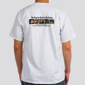Lost Without History Light T-Shirt