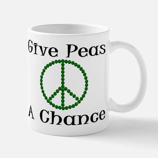 Give Peas... Mug