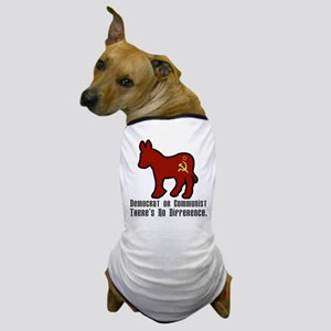 Communist Donkey Dog T-Shirt