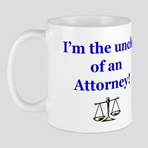 I'm the uncle of an Attorney Mug