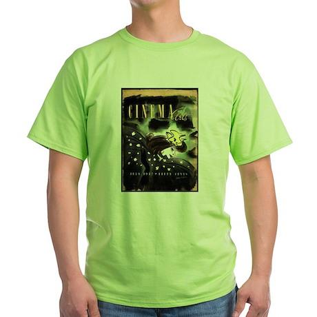 Katharine Hepburn Green T-Shirt