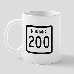 Highway 200, Montana Mug