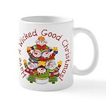 Wicked Good! Snowmen Mug