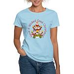 Wicked Good! Snowmen Women's Light T-Shirt