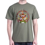 Wicked Good! Snowmen Dark T-Shirt
