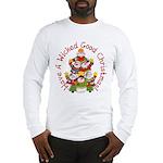 Wicked Good! Snowmen Long Sleeve T-Shirt