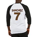 Dirty Sanchez Baseball Jersey