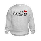 Buffalo Crew Neck