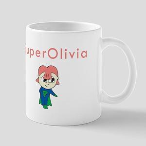 SuperOlivia Mug
