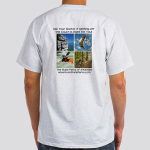 Get Off The Couch Light T-Shirt
