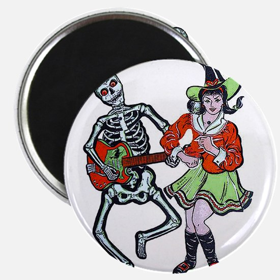"Halloween A-GO-GO 2.25"" Magnet (10 pack)"