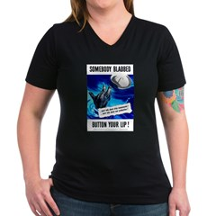 Somebody Blabbed Gossip (Front) Shirt