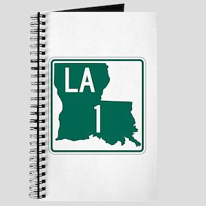 Highway 1, Louisiana Journal