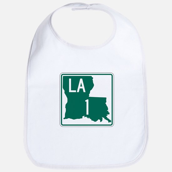 Highway 1, Louisiana Bib