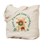 Wicked Good! Christmas Home Tote Bag