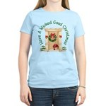 Wicked Good! Christmas Home Women's Light T-Shirt