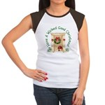 Wicked Good! Christmas Home Women's Cap Sleeve T-S