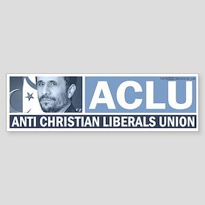 ACLU (Mahmud) Bumper Sticker