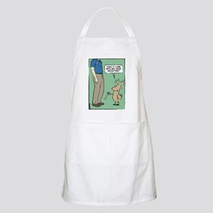 WTD Holiday - Red Nose Reduct BBQ Apron