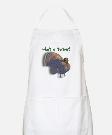 Obama What a Turkey! BBQ Apron
