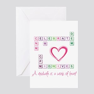 Celebrate Midwives Greeting Card