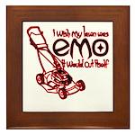 Emo Lawn Framed Tile