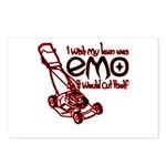 Emo Lawn Postcards (Package of 8)