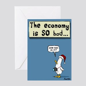 WTD Holiday - Economy Greeting Card