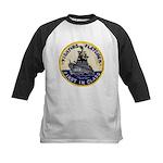 USS FLETCHER Kids Baseball Jersey