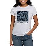 Blueberries Women's T-Shirt
