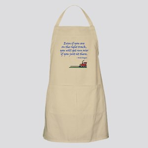 Don't Sit There BBQ Apron