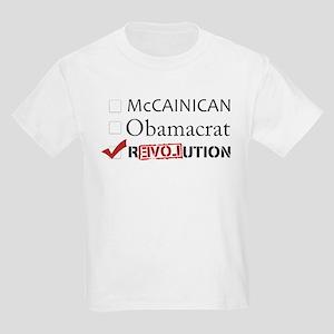 Revolution<br> Kids Light T-Shirt