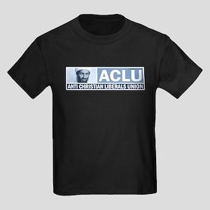 ACLU (Osama) Kids Dark T-Shirt