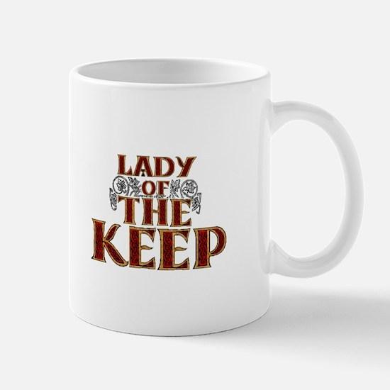 Lady of the Keep Mug
