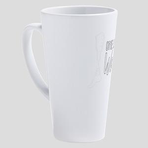One Legged Wonder 17 oz Latte Mug