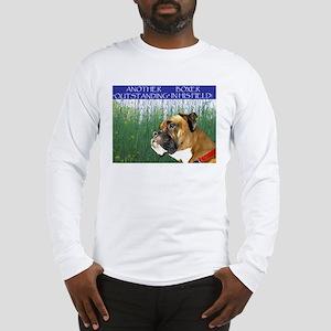 Jackson the Boxer Long Sleeve T-Shirt 5A