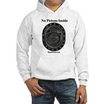 No Pistons Inside ( Rotary ) - Hooded Sweatshirt
